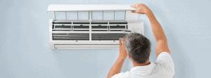 A importância da limpeza do ar-condicionado