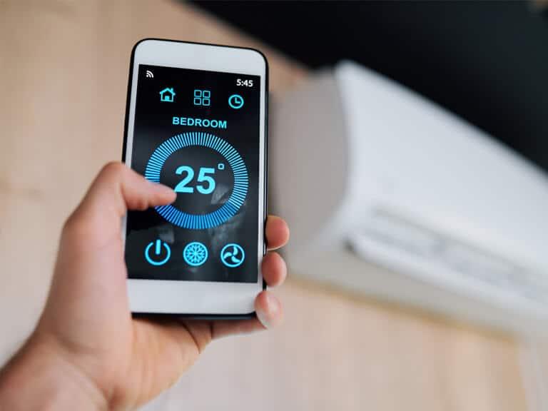 ar-condicionado gasta muita energia