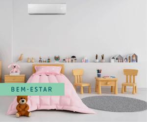 Ar-Condicionado faz mal para bebês e crianças?
